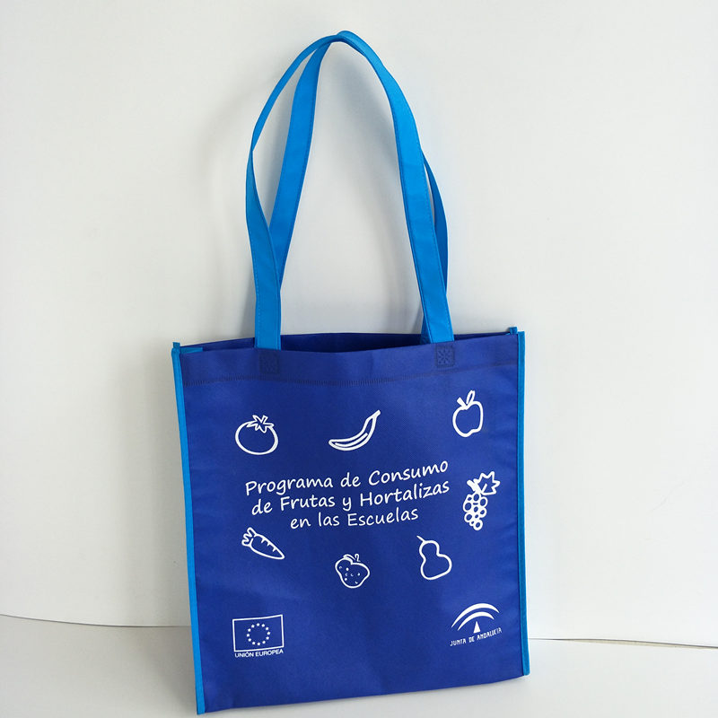 factory custom 70gsm non woven shopping bag